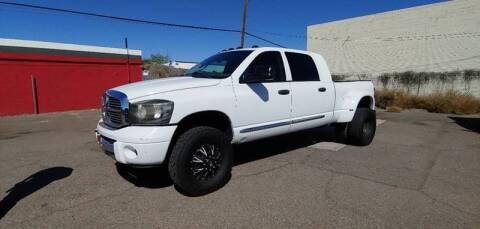 2007 Dodge Ram Pickup 3500 for sale at Advantage Motorsports Plus in Phoenix AZ
