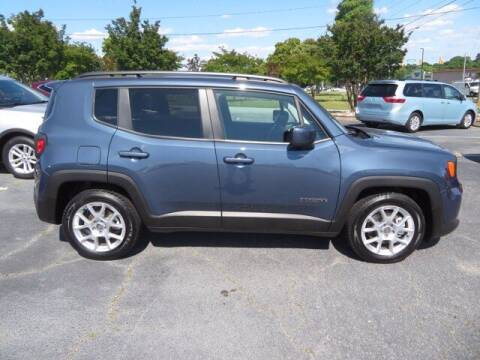 2020 Jeep Renegade for sale at DICK BROOKS PRE-OWNED in Lyman SC