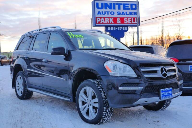 2011 Mercedes-Benz GL-Class for sale at United Auto Sales in Anchorage AK