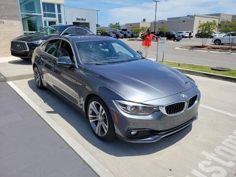 2018 BMW 4 Series for sale at JOE BULLARD USED CARS in Mobile AL
