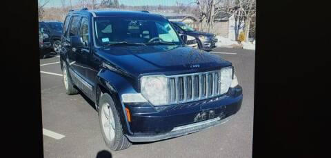 2011 Jeep Liberty for sale at I-80 Auto Sales in Hazel Crest IL