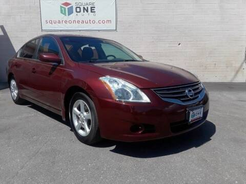 2011 Nissan Altima for sale at SQUARE ONE AUTO LLC in Murray UT