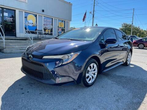 2020 Toyota Corolla for sale at Bagwell Motors Springdale in Springdale AR