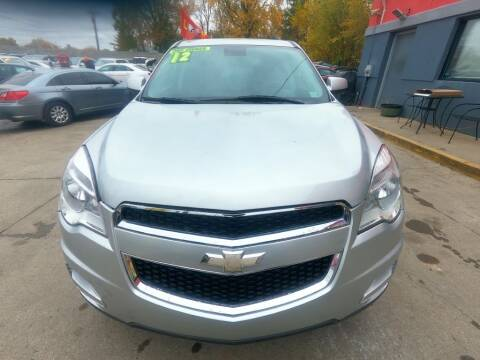 2012 Chevrolet Equinox for sale at Carmen's Auto Sales in Hazel Park MI