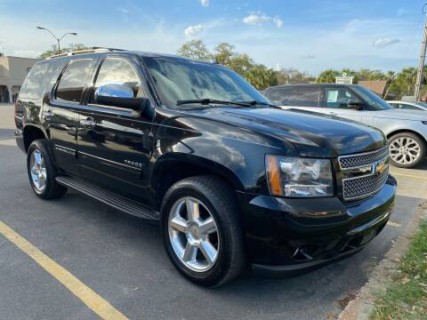 2012 Chevrolet Tahoe for sale at GOLD COAST IMPORT OUTLET in St Simons GA