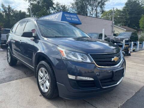2013 Chevrolet Traverse for sale at Great Lakes Auto House in Midlothian IL