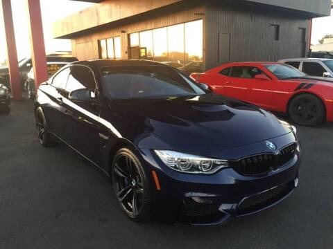 2016 BMW M4 for sale at JQ Motorsports East in Tucson AZ