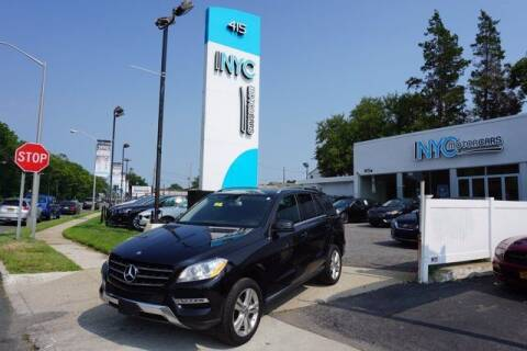 2015 Mercedes-Benz M-Class for sale at NYC Motorcars in Freeport NY