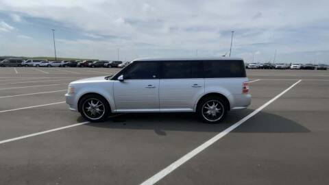 2012 Ford Flex for sale at Select AWD in Provo UT