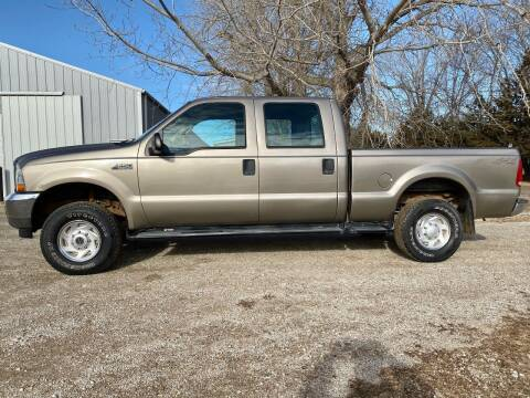 2004 Ford F-250 Super Duty for sale at Iowa Auto Sales, Inc in Sioux City IA