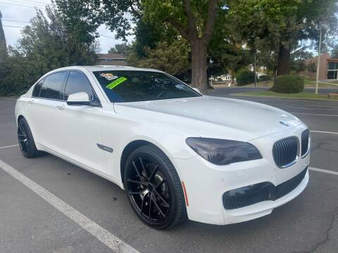 2012 BMW 7 Series for sale at 7 STAR AUTO in Sacramento CA