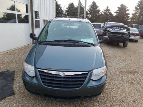 2007 Chrysler Town and Country for sale at Craig Auto Sales in Omro WI