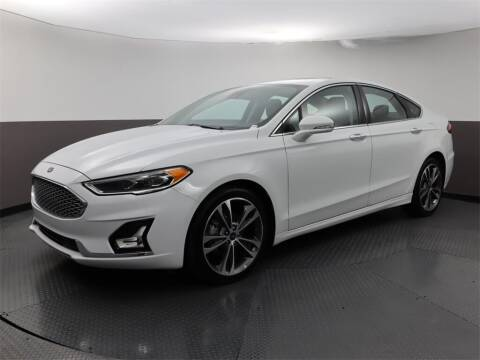 2019 Ford Fusion for sale at Florida Fine Cars - West Palm Beach in West Palm Beach FL