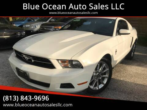 2010 Ford Mustang for sale at Blue Ocean Auto Sales LLC in Tampa FL