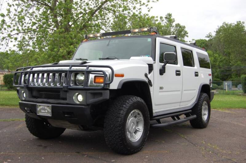 2003 HUMMER H2 for sale at New Hope Auto Sales in New Hope PA