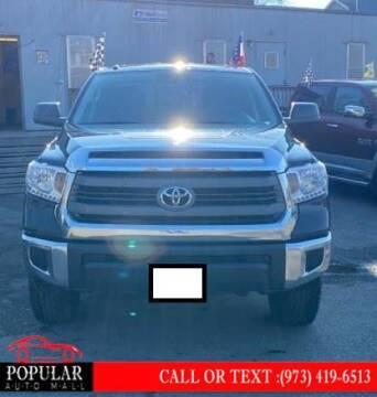 2014 Toyota Tundra for sale at Popular Auto Mall Inc in Newark NJ