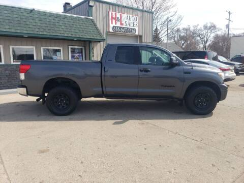 2011 Toyota Tundra for sale at H & L AUTO SALES LLC in Wyoming MI