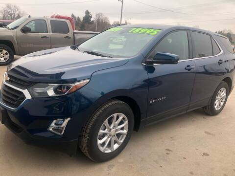 2020 Chevrolet Equinox for sale at Don's Sport Cars in Hortonville WI