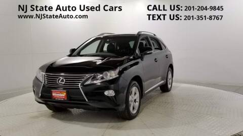 2014 Lexus RX 350 for sale at NJ State Auto Auction in Jersey City NJ
