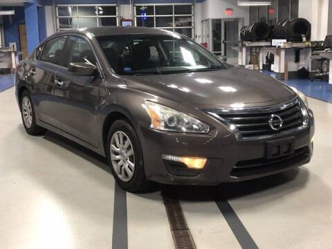 2015 Nissan Altima for sale at Simply Better Auto in Troy NY