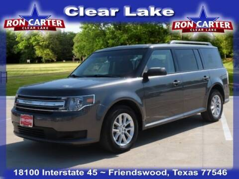 2016 Ford Flex for sale at Ron Carter  Clear Lake Used Cars in Houston TX