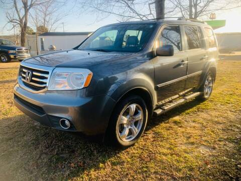 2013 Honda Pilot for sale at BRYANT AUTO SALES in Bryant AR