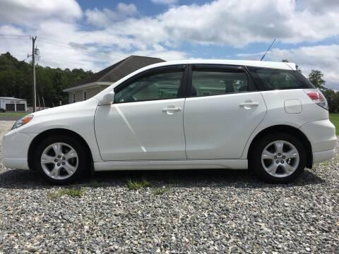 2007 Toyota Matrix for sale at Harris Motors Inc in Saluda VA