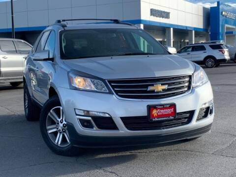 2017 Chevrolet Traverse for sale at Rocky Mountain Commercial Trucks in Casper WY