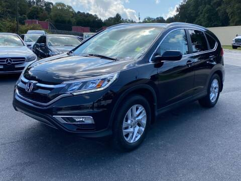 2016 Honda CR-V for sale at Luxury Auto Innovations in Flowery Branch GA