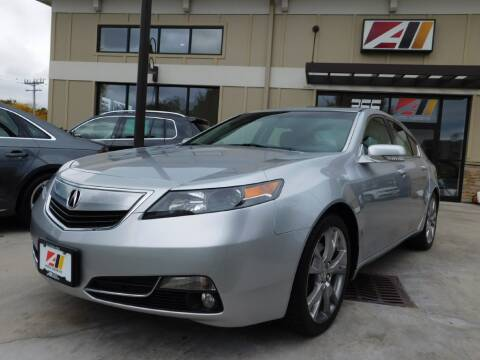 2012 Acura TL for sale at Auto Assets in Powell OH