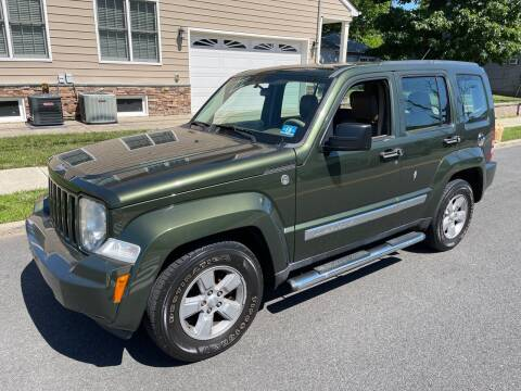 2009 Jeep Liberty for sale at Jordan Auto Group in Paterson NJ