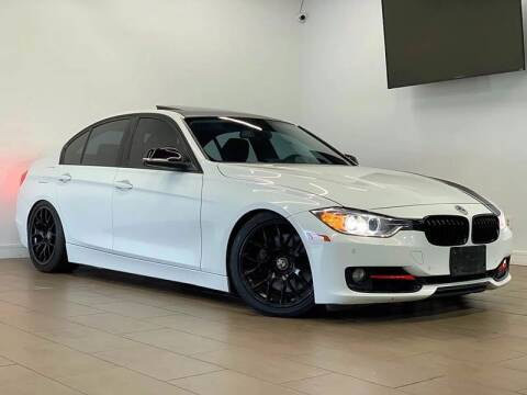 2012 BMW 3 Series for sale at TX Auto Group in Houston TX