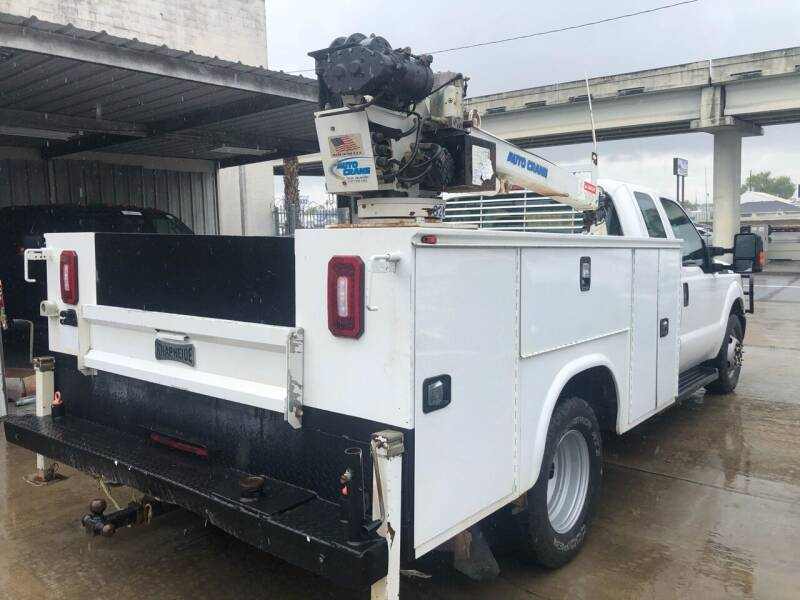 2015 Ford F-350 Super Duty for sale at National Auto Group in Houston TX
