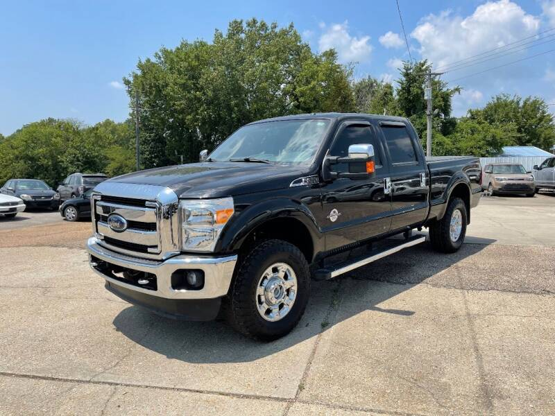 2014 Ford F-250 Super Duty for sale at Greg's Auto Sales in Poplar Bluff MO