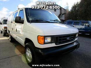 2003 Ford E-Series Cargo for sale at M J Traders Ltd. in Garfield NJ
