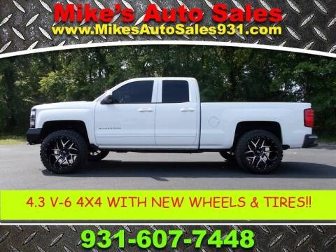 2015 Chevrolet Silverado 1500 for sale at Mike's Auto Sales in Shelbyville TN