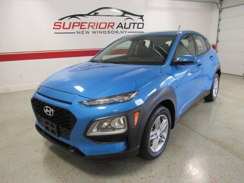 2018 Hyundai Kona for sale at Superior Auto Sales in New Windsor NY