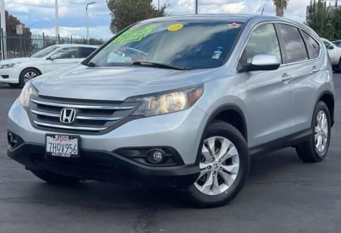 2014 Honda CR-V for sale at LUGO AUTO GROUP in Sacramento CA