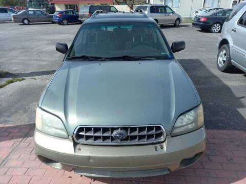 2003 Subaru Outback for sale at Marvelous Motors in Garden City ID