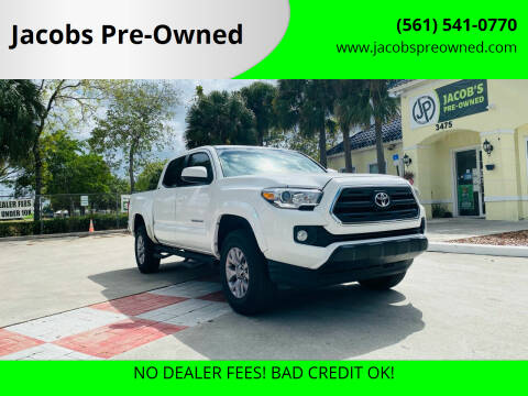 2016 Toyota Tacoma for sale at Jacobs Pre-Owned in Lake Worth FL