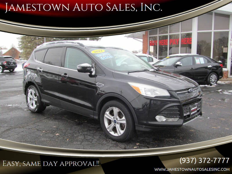 2014 Ford Escape for sale at Jamestown Auto Sales, Inc. in Xenia OH