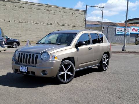 2007 Jeep Compass for sale at Aberdeen Auto Sales in Aberdeen WA