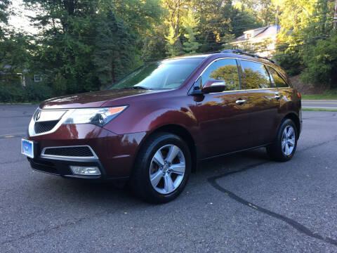 2012 Acura MDX for sale at Car World Inc in Arlington VA