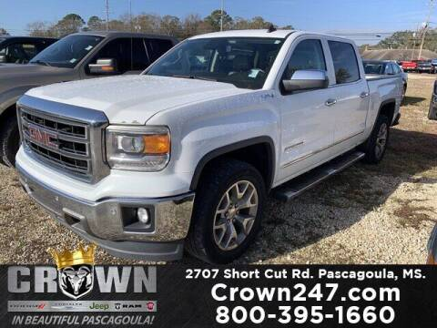 2014 GMC Sierra 1500 for sale at CROWN  DODGE CHRYSLER JEEP RAM FIAT in Pascagoula MS