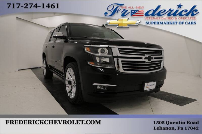 2017 Chevrolet Tahoe for sale at Lancaster Pre-Owned in Lancaster PA