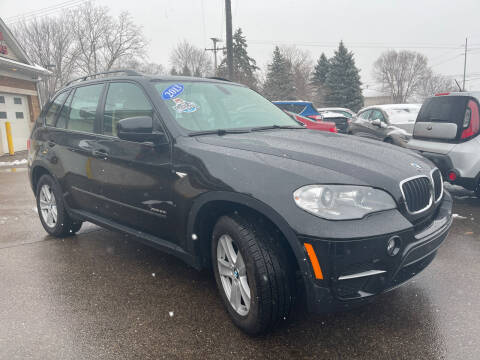 2013 BMW X5 for sale at A 1 Motors in Monroe MI
