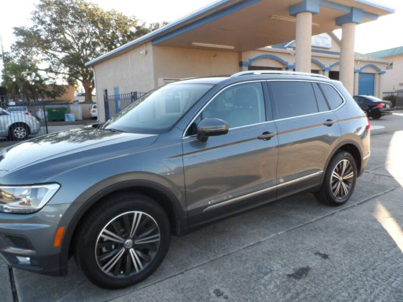 2019 Volkswagen Tiguan for sale at Bavarian Auto Center in Rockledge FL