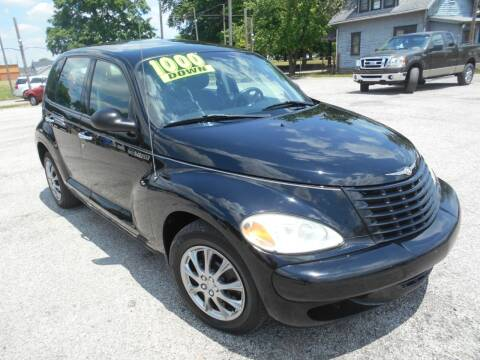2005 Chrysler PT Cruiser for sale at Car Credit Auto Sales in Terre Haute IN