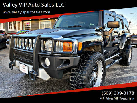 2008 HUMMER H3 for sale at Valley VIP Auto Sales LLC in Spokane Valley WA