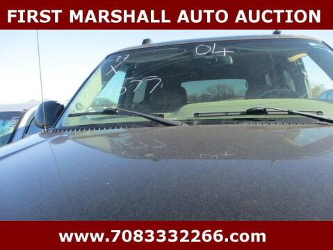 2004 GMC Yukon for sale at First Marshall Auto Auction in Harvey IL
